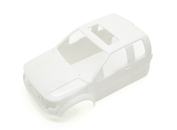 Unpainted Shell Body - Kit OH35P01 1/35 Rock Crawler