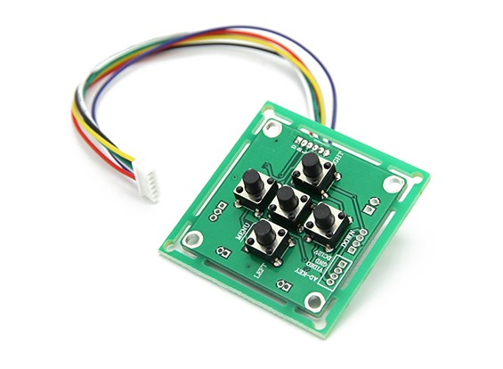 OSD Controller pour Sony EXviewHAD Board Caméra CCDII.