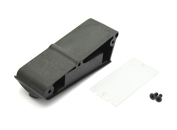 DC Convertor Case - Super Rider SR4 SR5 1/4 Échelle Brushless RC Moto