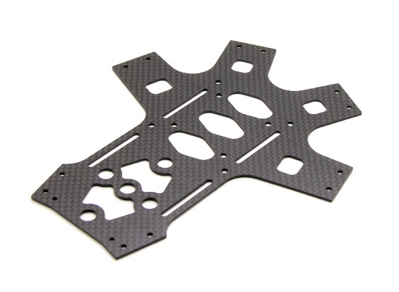 Spedix S250AH Series Frame - Remplacement Top Plate Frame (1pc)