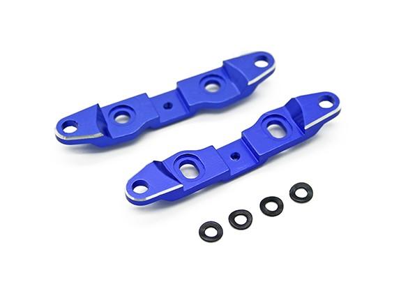 Aluminium Drift-Spec Bras de suspension (avant et arrière) - Turnigy TZ4 AWD Drift Spec