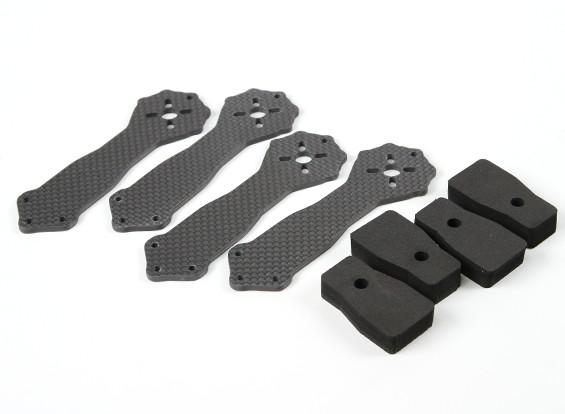 HobbyKing ™ Robocat - Remplacement Arm Set