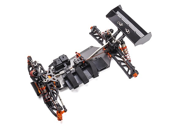 1/8 Racing Truggy (KIT)
