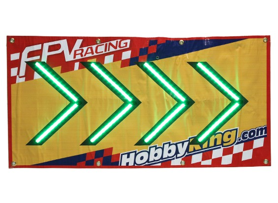 FPV Racing LED Flèche (Droite)