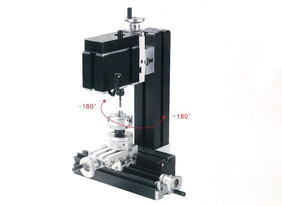 Grande Puissance Mini Métal 8-en-1 Kit (UK Plug)