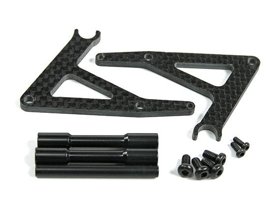 BSR 1000R Pièce détachée - Support Carbon Fiber option Bike