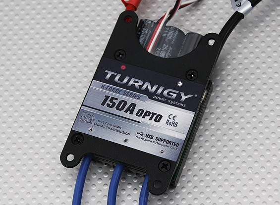 TURNIGY K-Force 150A OPTO 2-6S Brushless