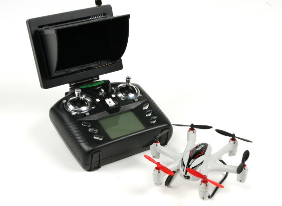 Q282G Spaceship Hexacopter avec 5.8G FPV
