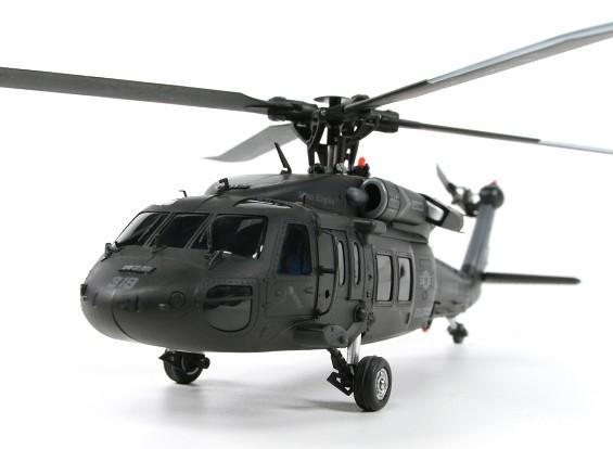 Nine Eagles hélicoptère Black Hawk