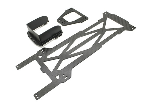 Walkera Runner 250 (R) Racing Quadcopter - Batterie Plate fixe