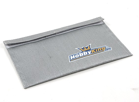 HobbyKing® ™ Fire Retardant LiPoly Bag Batterie (Flat) (230x140mm) (1pc)
