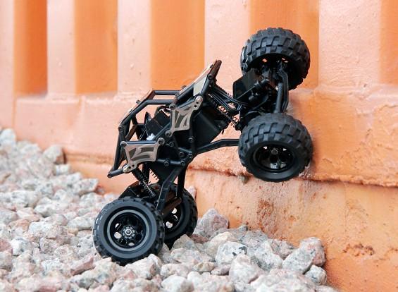 Basher Rocksta 1/24 4WS Mini Rock Crawler (Kit)