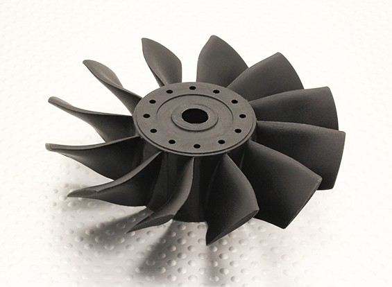 DPS Series 90mm 12 Lame EDF Replacement Impeller