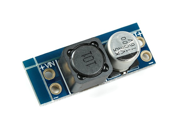 LC Power Filter 2A 2-4S Lipo pour émetteur FPV