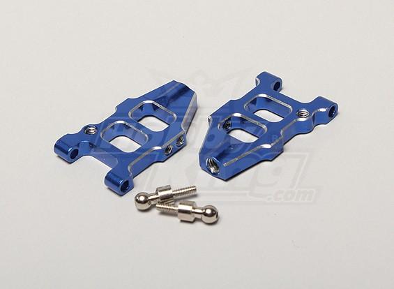 Aluminum Suspension avant bras (Basse) - Turnigy TR-V7 1/16 Brushless Drift Car w / Chassis Carbon
