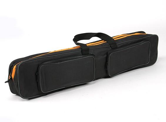 Nylon arc recourbé / Arbalète Bag 700 x 200mm