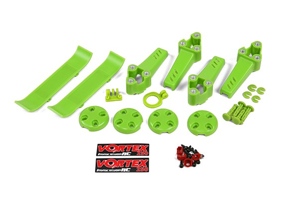 ImmersionRC - Vortex 250 PRO Kit Pimp (Lime Green)
