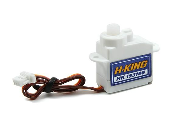 HobbyKing ™ HK-15318S Micro puce unique Servo numérique 0,11 kg / 0.06sec / 2.2g