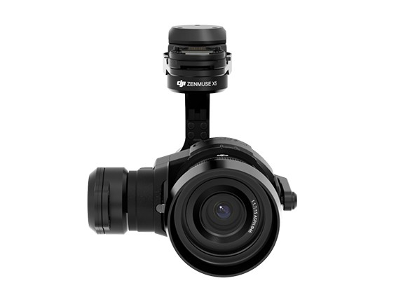 DJI Zenmuse X5 3 Axis Gimbal et système proffesional Camera 4K pour Inspire 1