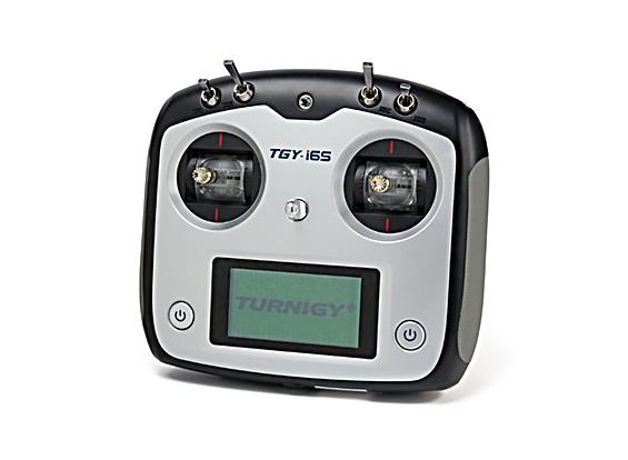 I6S AFHDS 2A noir Radio Mode2 6CH avec boîte de couleur