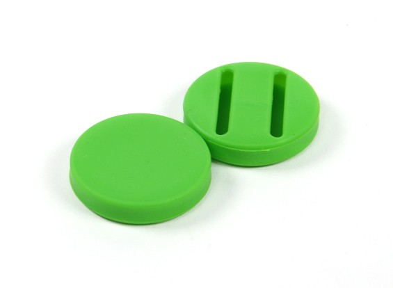 Housse en silicone pour Loc8tor Mini Tag Homing (Vert)