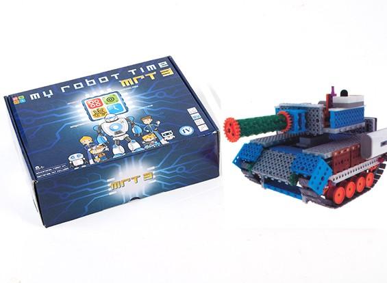 Kit Robot éducatif - MRT3-4 Cours avancé