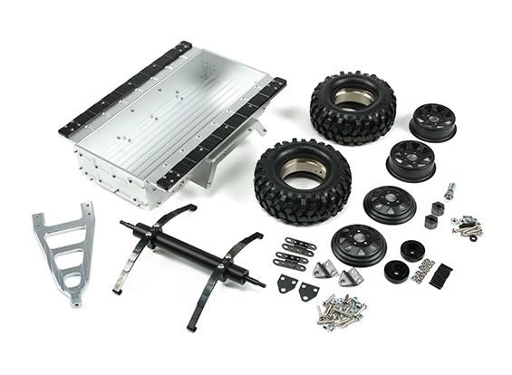 1/10 Utility Box Bande-annonce (Kit)