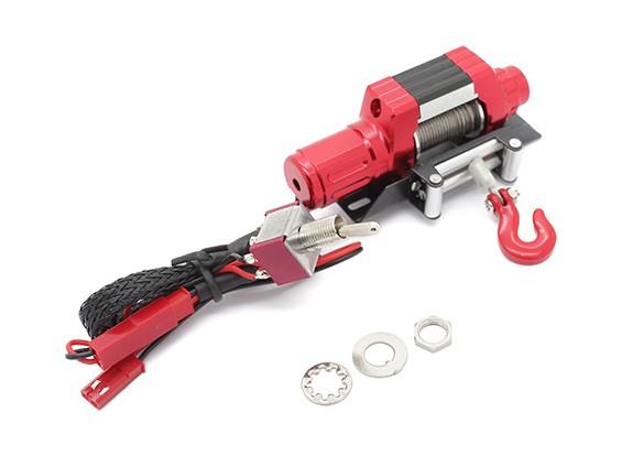 High Torque électrique Treuil pour 1/10 Échelle Land Rover Defender
