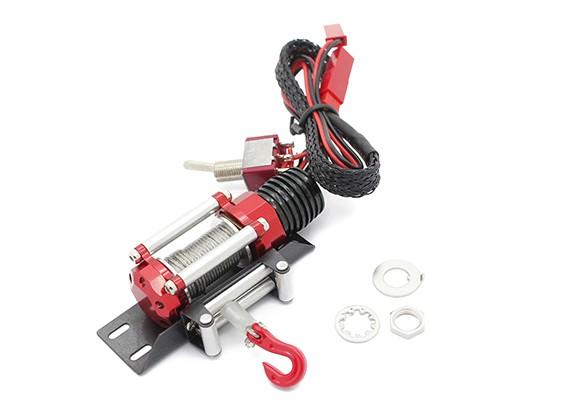 Winch électrique pour 1/10 Échelle Land Rover Defender