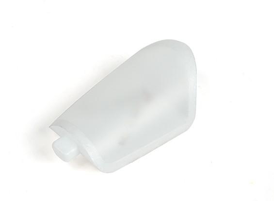 Canopy (PVC et la peinture de corps en mousse) LED'S