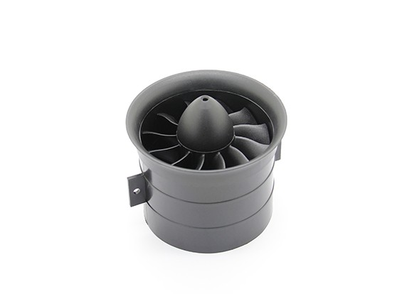 Lame haute performance 70mm EDF (12 lames) Unité Ducted Fan