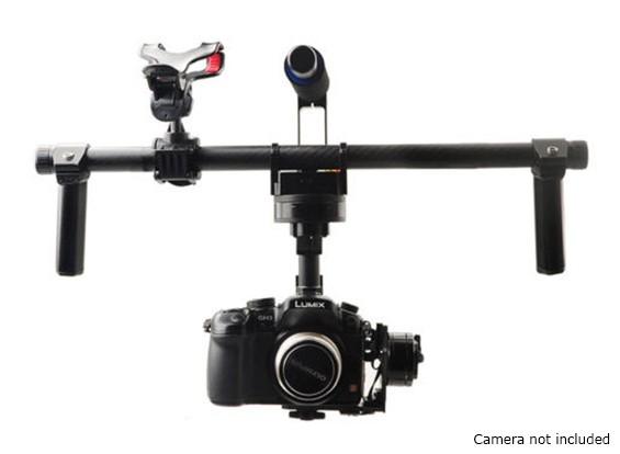 HG3D 3 axes Handheld & Aerial Stabilisateur Gimbal