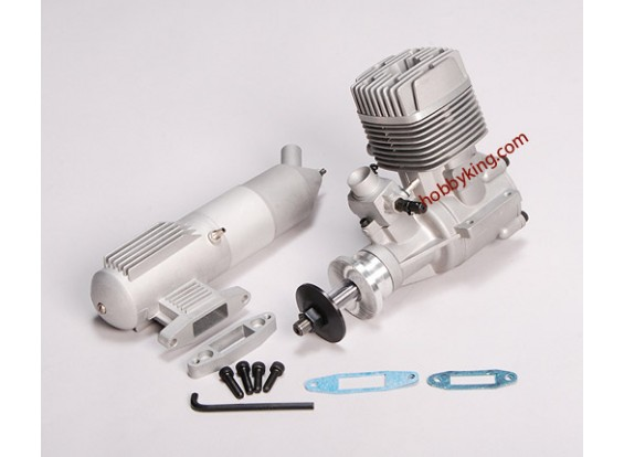 ASP 180AR Deux Stroke Glow Engine