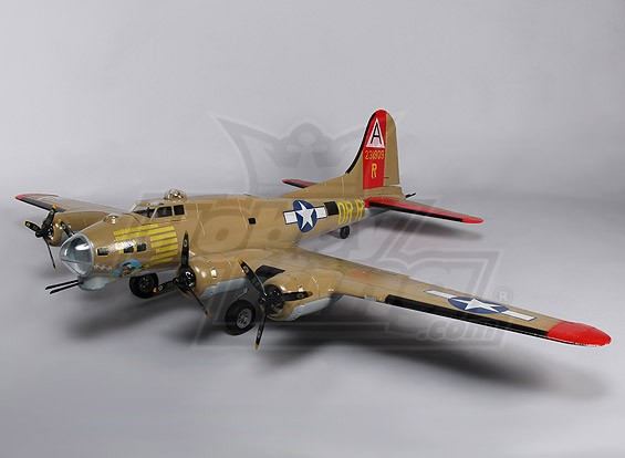 B-17G Flying Fortress - 909 Scheme - OEB - (PNF)
