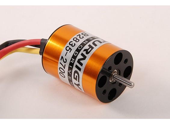 HXT 2835 (380S) 2700kv Brushless Inrunner