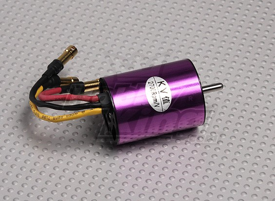 B2835-2700kv Brushless Inrunner