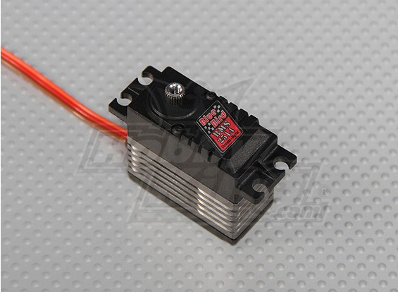 BMS-2514 Coreless numérique en alliage de vitesse Servo - 33,2 kg / 0.13s / 7.4V (High Voltage)