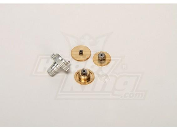 BMS-20803 Metal Gears pour BMS-810DMG + HS & BMS-820DMG + HS