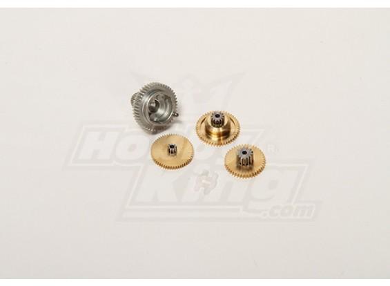BMS-20806 Metal Gears pour BMS-830DMG + HS