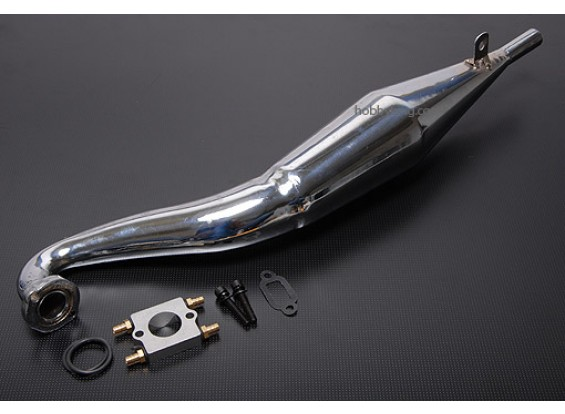 Aluminium Tune pipe 26cc