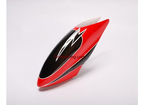 Fiberglass Canopy pour Trex-600 Nitro