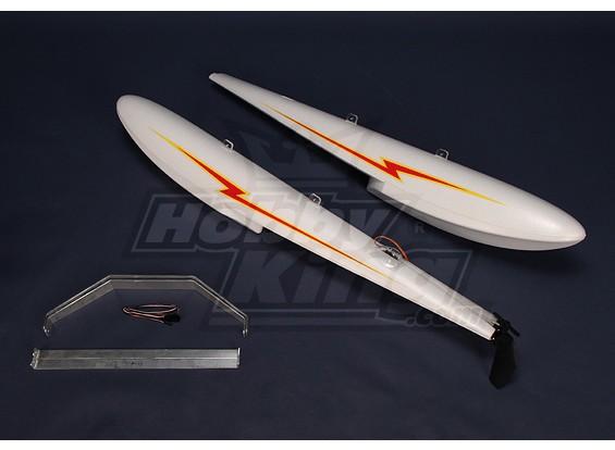 Flotteurs orientables pour Cessan 182 1.5meter Seaplane