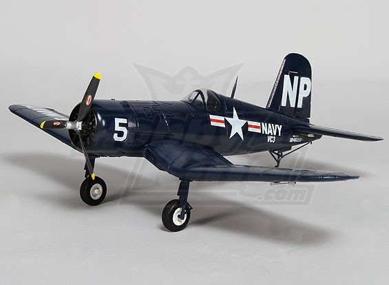 Micro F4U Corsair 5NL 550mm (PNF)