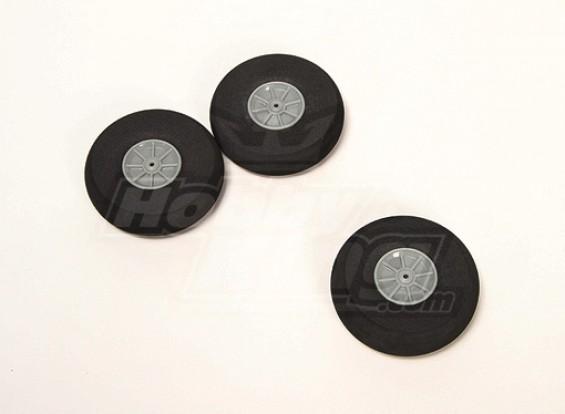 Sponge Wheel D80xH22 (3pcs / sac)