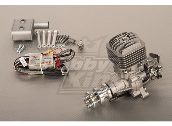 DLE-30 30cc Gas Engine 3.7HP@8500RPM (Nouvelle Version)