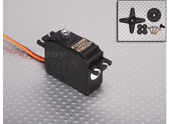 MKS DS9660A plus Ti-gear numérique Servo 3,36 kg / .12sec / 27g