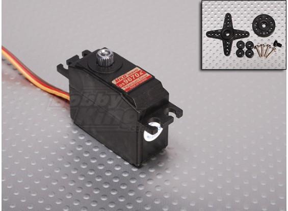 MKS DS9670A plus Titanium numérique Vitesse Servo 2,26 kg / .088sec / 27g