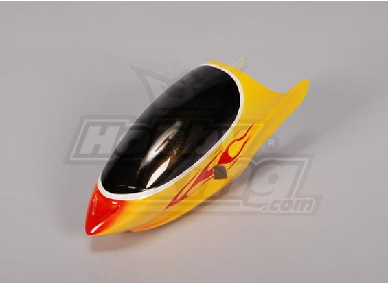 Fiberglass Canopy pour E325 Thunder Tiger