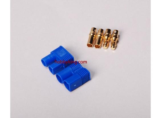 Connecteurs EC3 (1 paire)