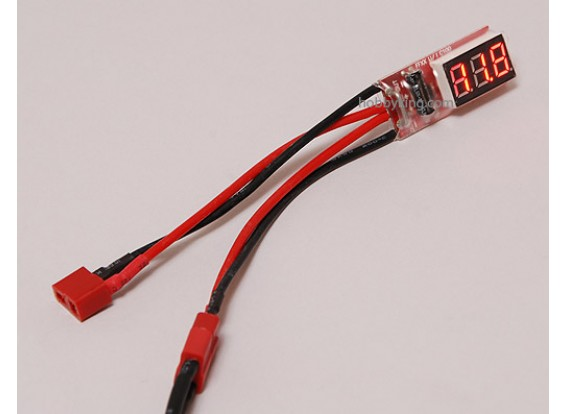 HexTronik VA-testeur (tension et indicateur actuel)